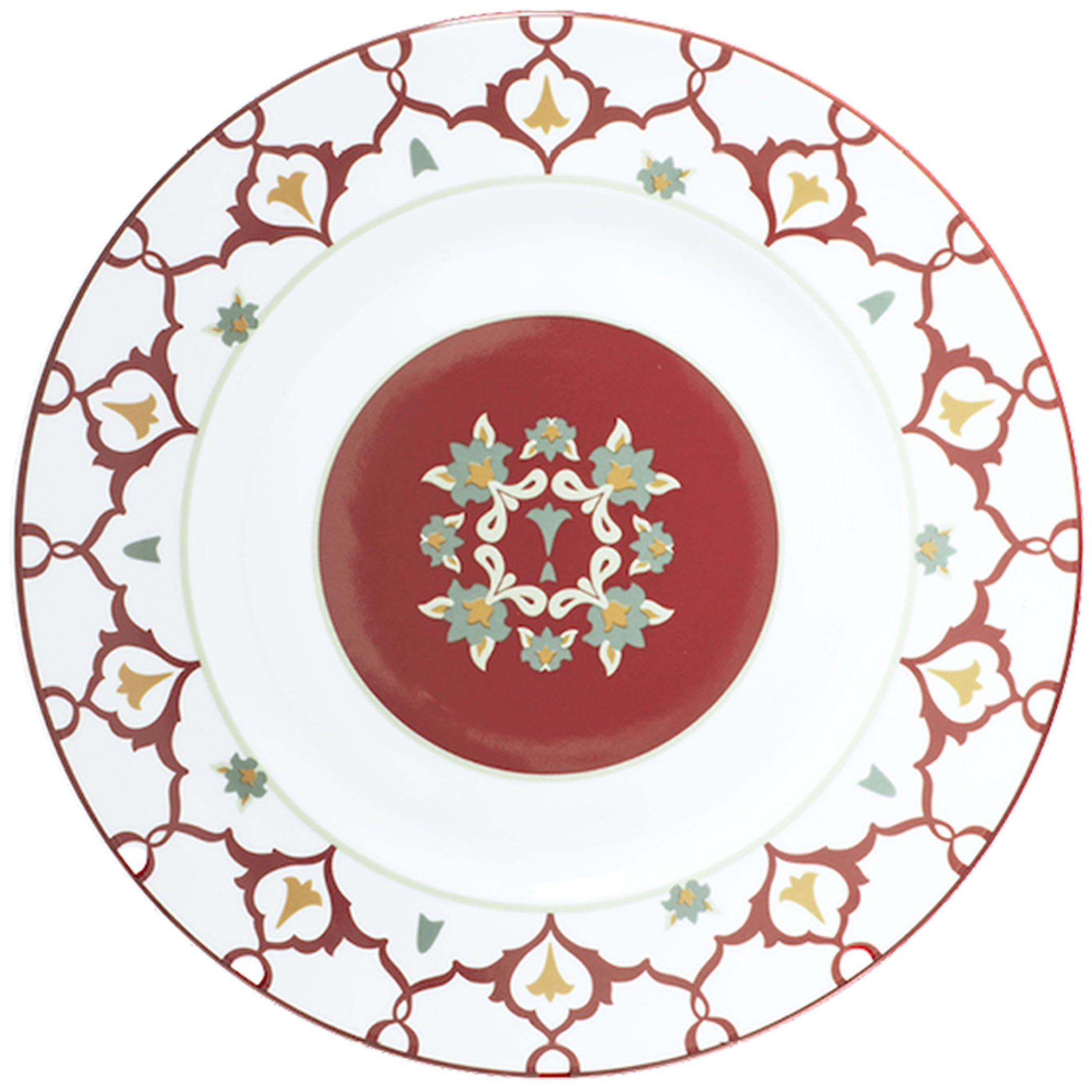 Richard Ginori x Cabana Charger Plates, Set of Two