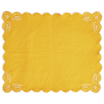 Yellow Placemats, Set of Two