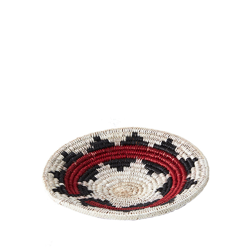 Navajo White Wedding Basket Small