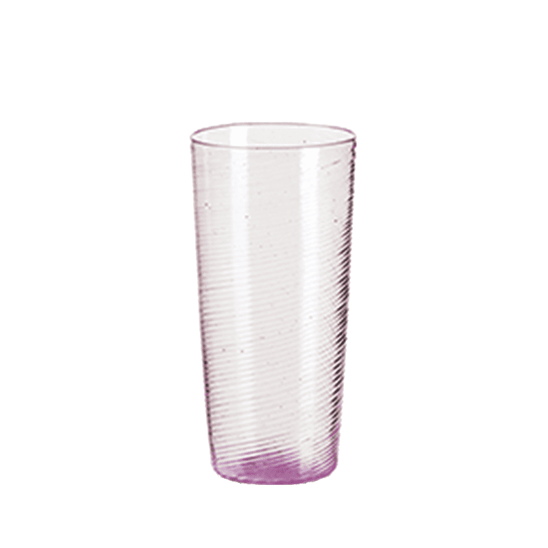 Load image into Gallery viewer, Rigadin Flute Glass, Pink
