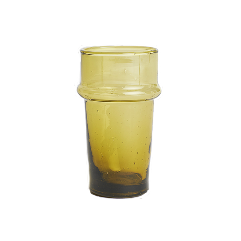 Sunflower Water Glass