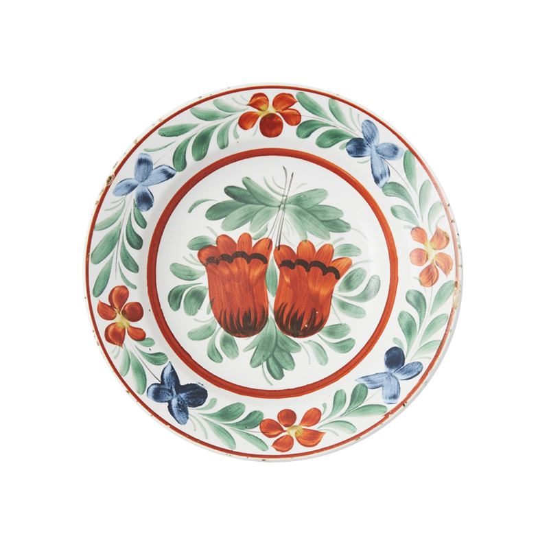 Hungarian Vintage Plate