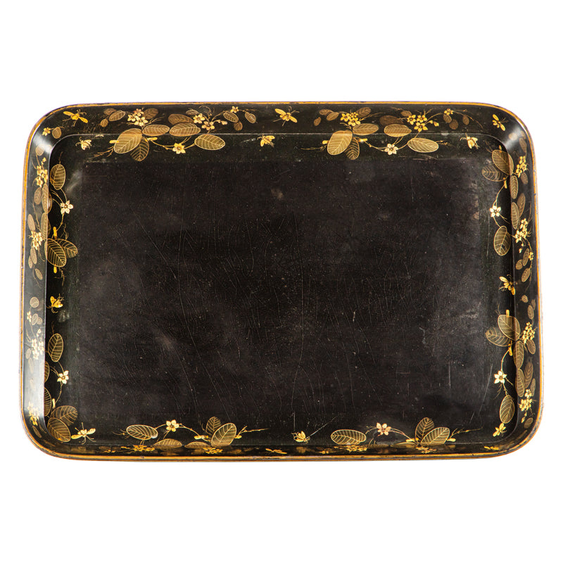 Regency Lacquered Tray
