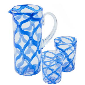 Load image into Gallery viewer, Doge Carafe, Blue