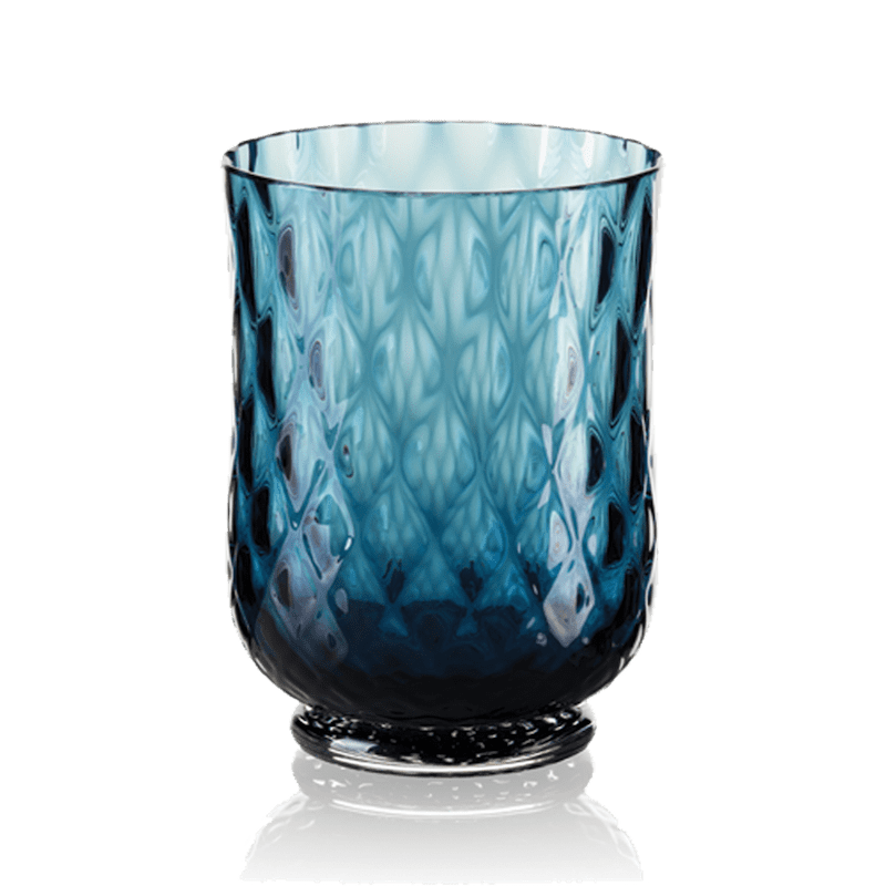Balloton Water Glass Blue