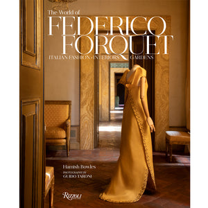 Load image into Gallery viewer, The World of Federico Forquet: Italian Fashion, Interiors, Gardens