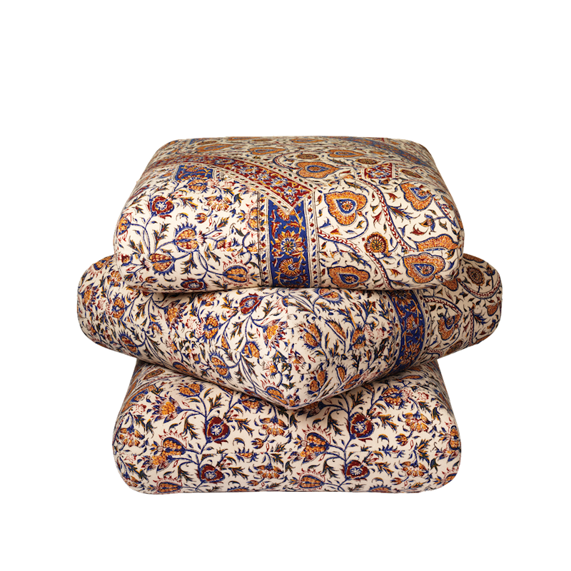 Persian Cotton Pouf