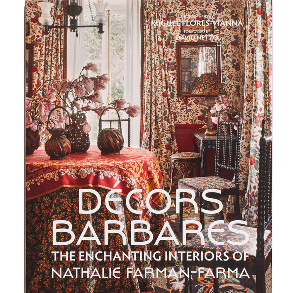 Load image into Gallery viewer, Décors Barbares: The Enchanting Interiors of Nathalie Farman-Farma