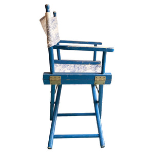 Load image into Gallery viewer, Toile de Jouy Director Chairs