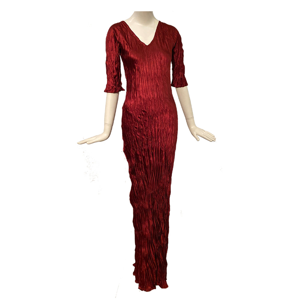 Mariano Dress Red