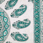 Ghalamkar Tablecloth Green