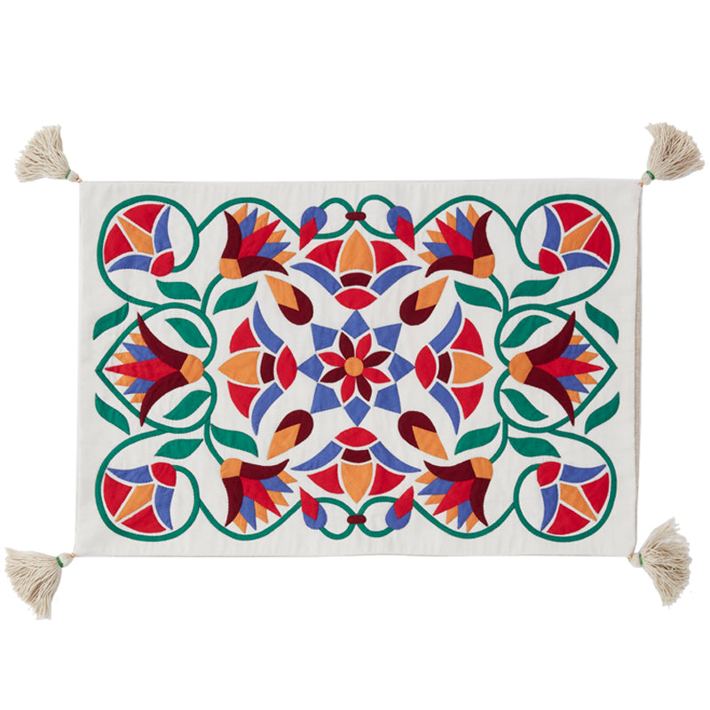 Khayameya Cushion Cover Rectangle