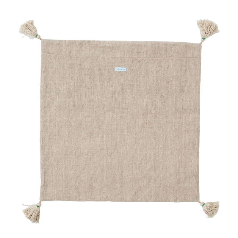 Khayameya Cushion Cover Square Terracotta