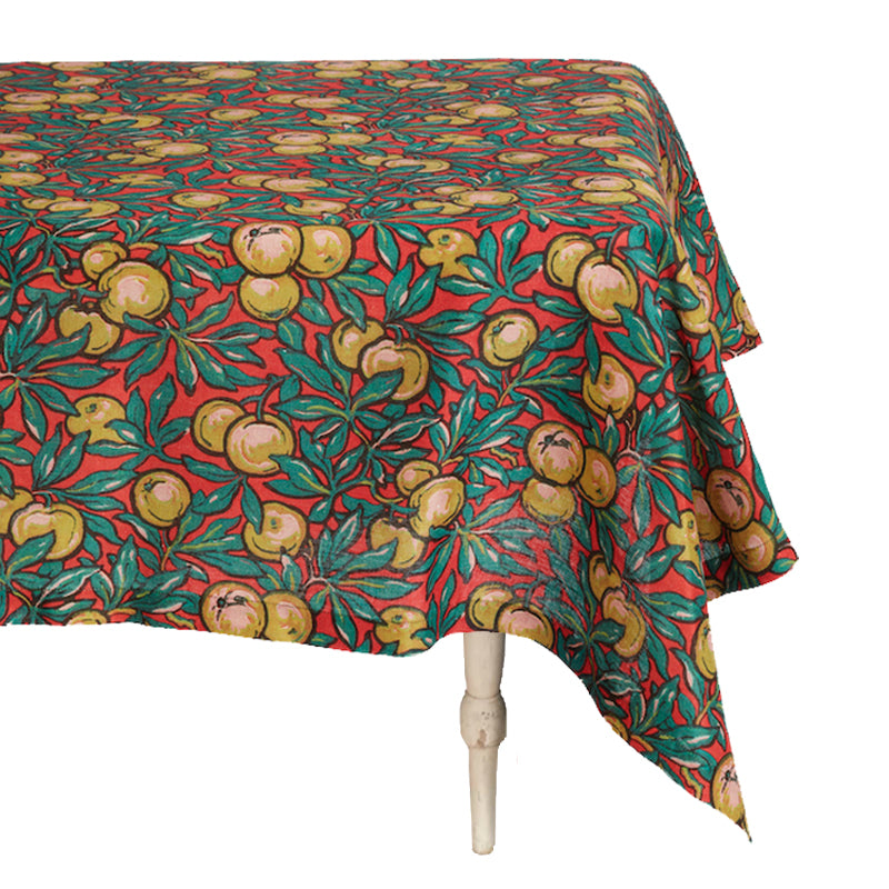 Lime Tree Table Linen Square
