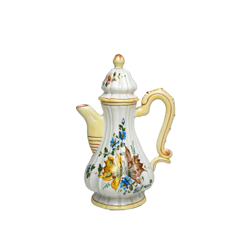 Load image into Gallery viewer, Majolica Jug Floral