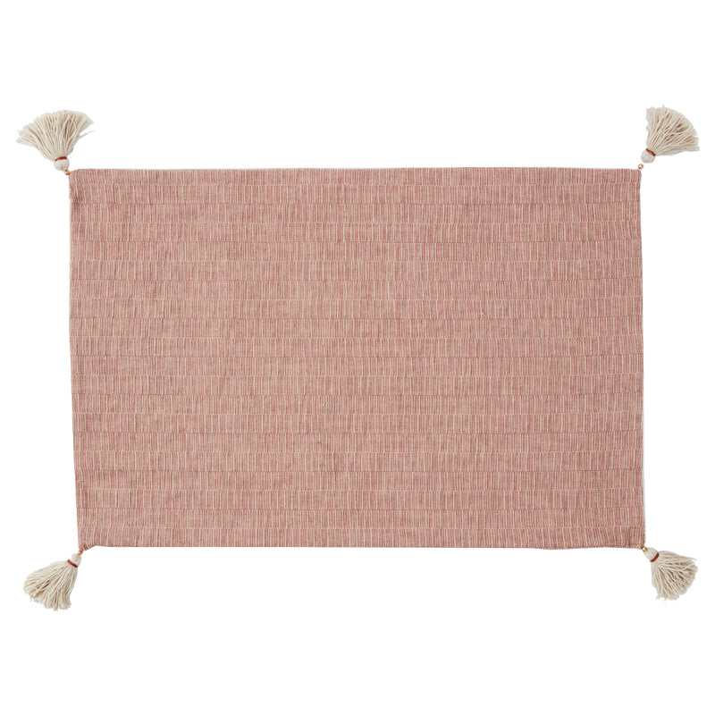 Mamlouk Cushion Cover Terracotta