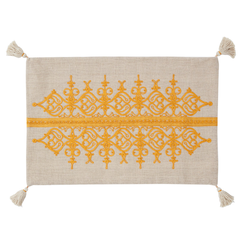 Mamlouk Cushion Cover Amber
