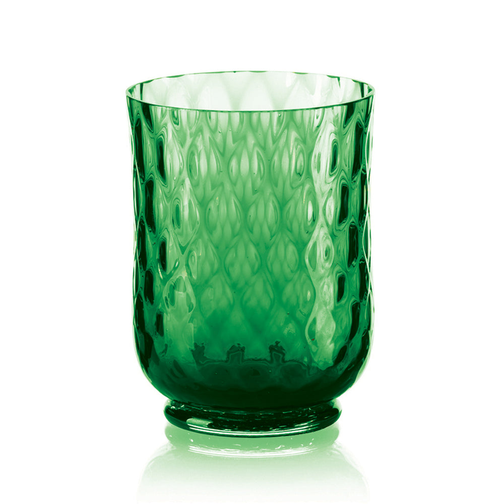 Balloton Water Glass Dark Green