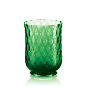 Balloton Wine Glass Dark Green