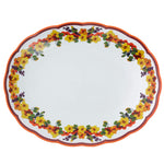 Auricula Serving Plate