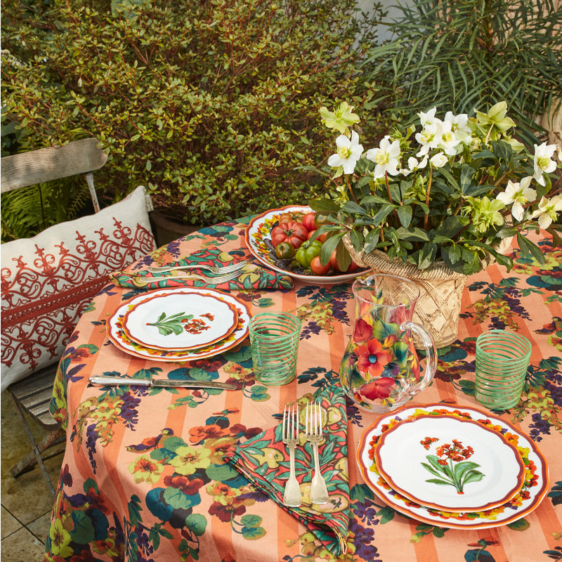 Wisteria Table Linen Square