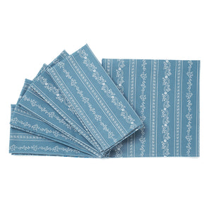 Load image into Gallery viewer, Napkins Cabana x AERIN, Set of Six