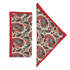 Natale Napkins, Set of Four