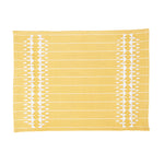 Giosi Yellow Placemats, Set of Two