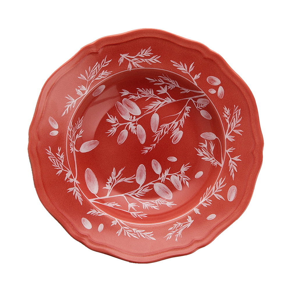 Load image into Gallery viewer, Richard Ginori x Cabana Floral Soup Plates, Set of Two