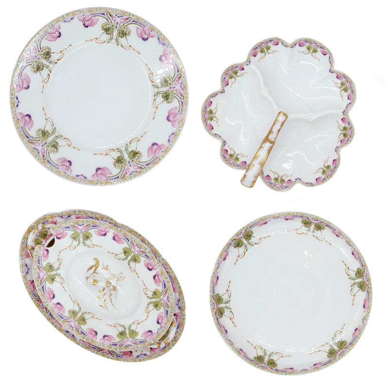 Theodore Havilland Limoges Set
