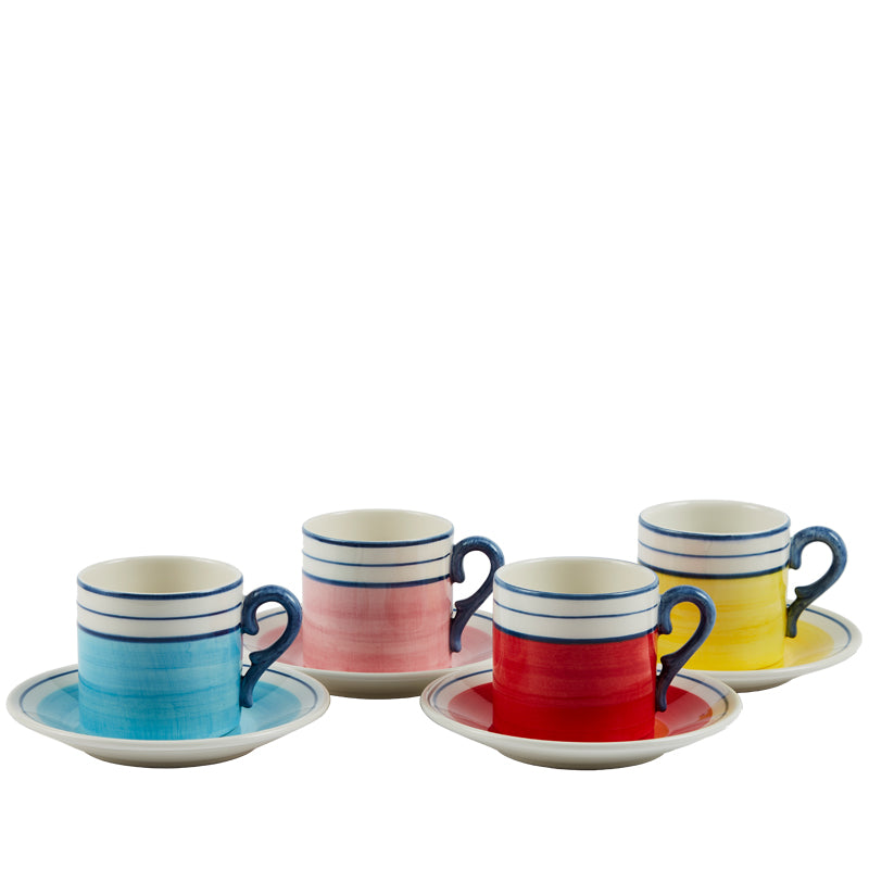 Cristina Espresso, Set of Four
