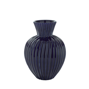 Load image into Gallery viewer, Scalfito Vase Navy