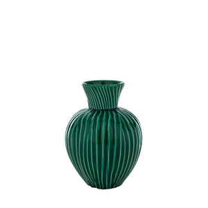 Scalfito Vase Forest Green