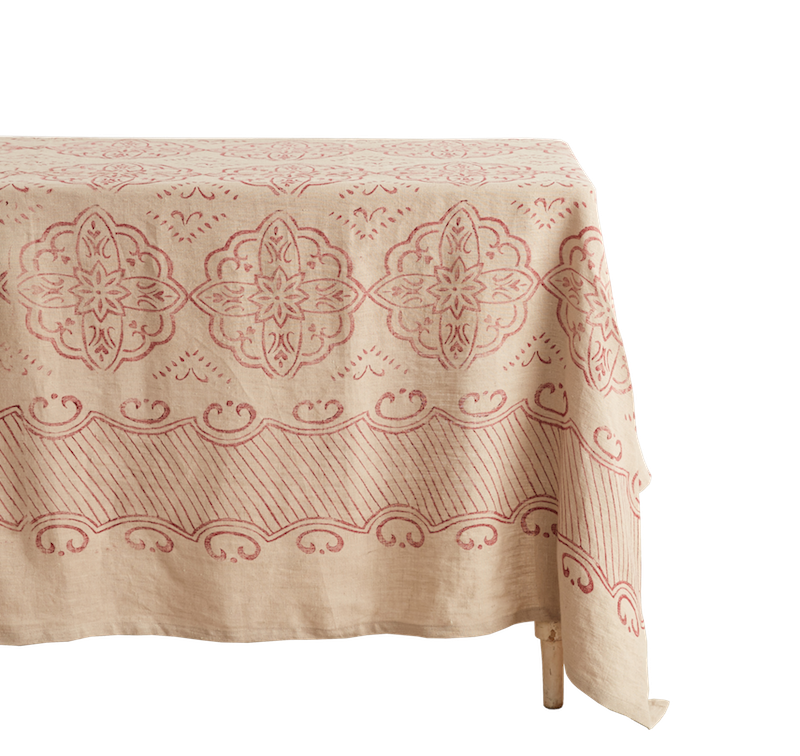Siena Rectangular Tablecloth