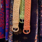Fez Belt Orange
