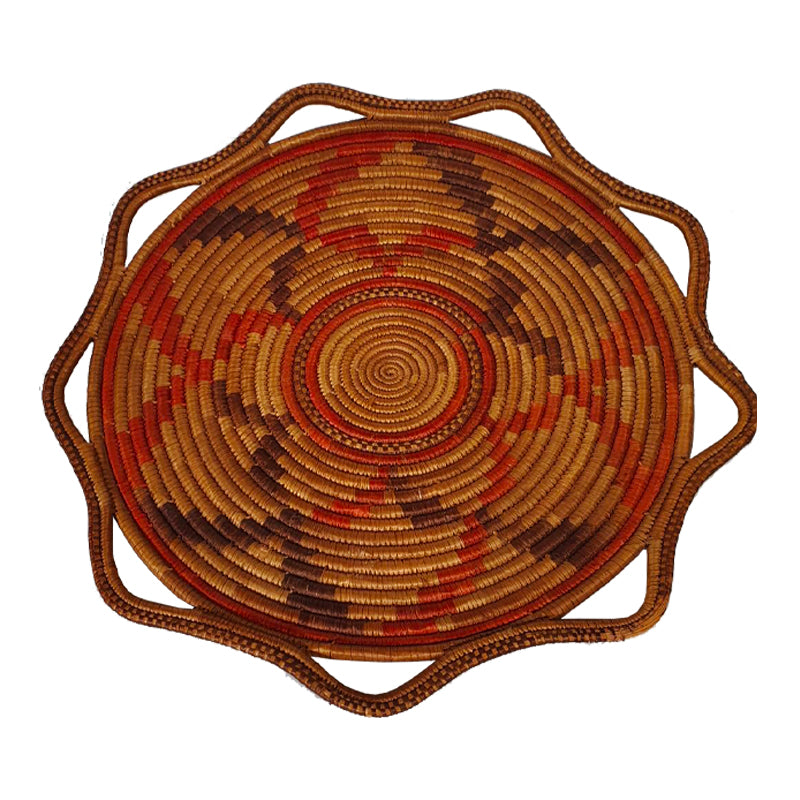 Kuba Tribal Tray