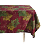 Maple Leaf Table Linen