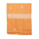 Jaipur Throw Blanket Orange