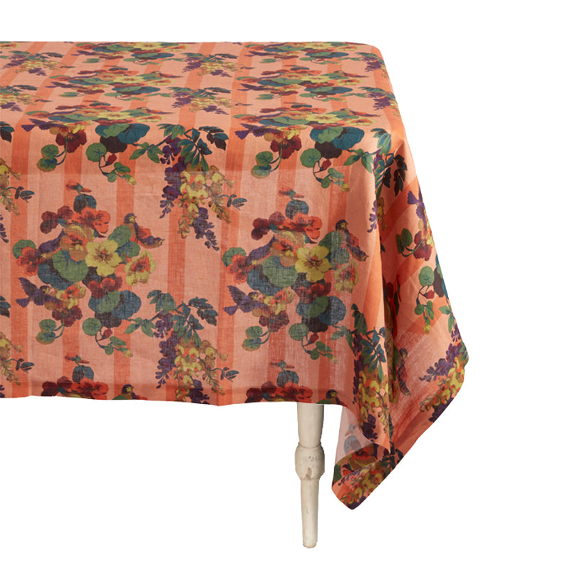 Load image into Gallery viewer, Wisteria Table Linen Rectangular