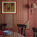 Mongiardino Turnip Framed Wallpaper