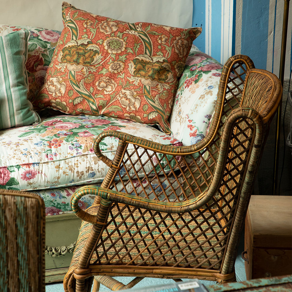 Belle Epoque Wicker Armchair