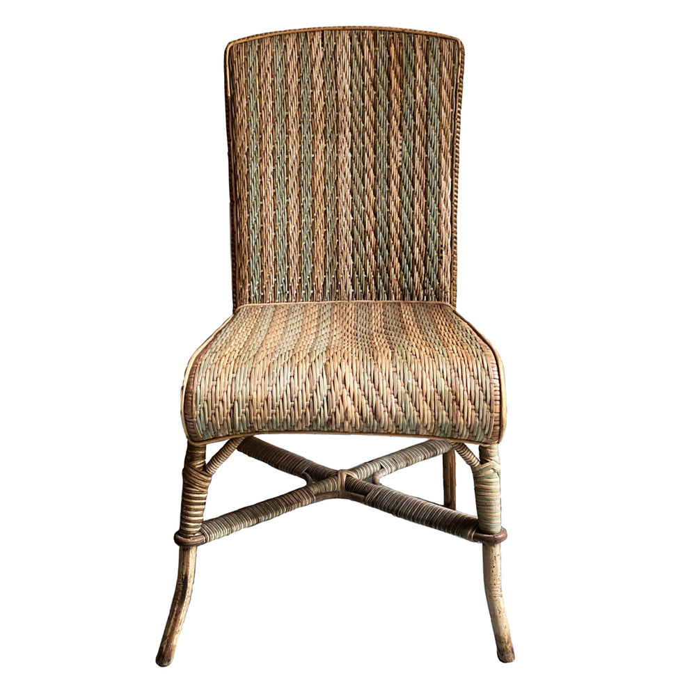 Belle Epoque Wicker Chair