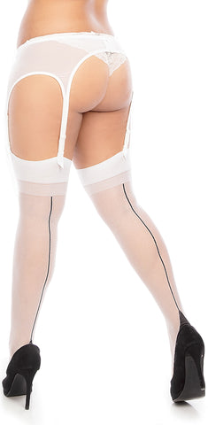 Miss Dalmatian Luxury Stockings