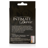 Intimate Erotic Dares Card Games