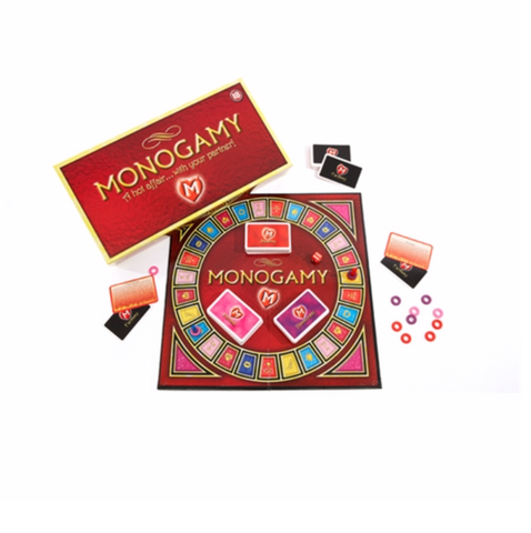 Monogamy HOTT Affair Board Game