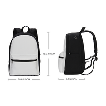 She's The B.O.S.S. Sensei Small Canvas Backpack