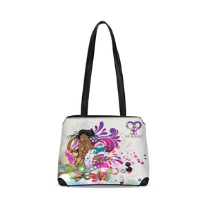 She's The B.O.S.S. Geisha Isn't She Lovely Shoulder Bag