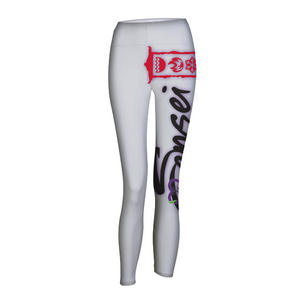 She's The B.O.S.S. Sensei Womens Yoga Pant