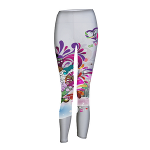 She's The B.O.S.S. Geisha Isn't She Lovely Womens Yoga Pant