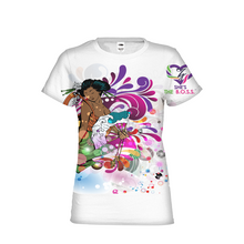 She's The B.O.S.S. Geisha Isn't She Lovely Womens All-Over Print T-shirt